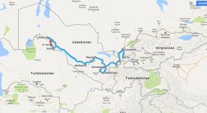 Route_Usbekistan_2016